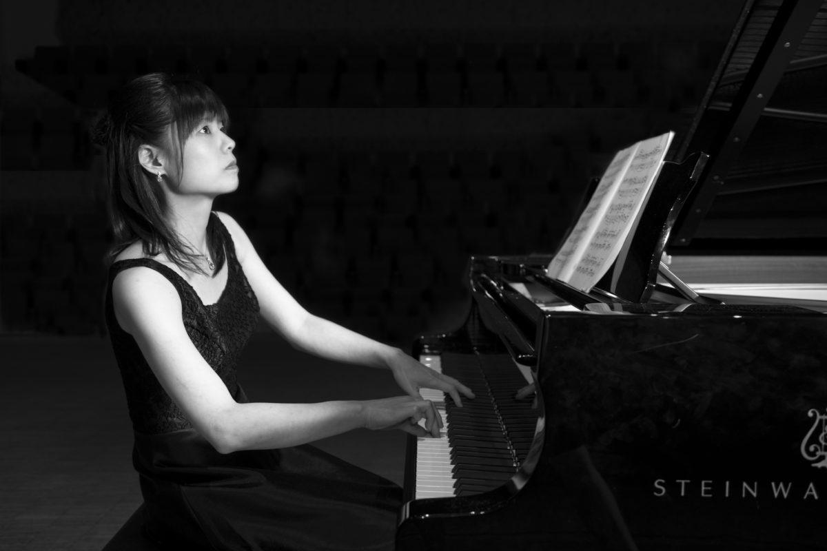 Yukiko Hasegawa - (forte)pianiste