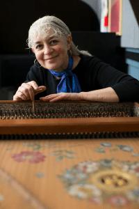 Joyce Lindorff, 2013, foto: Lori Pompa