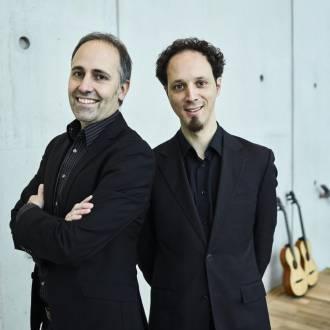 Fernando Cordas (l) en Izhar Elias (r) , foto: Merlijn Doomernik
