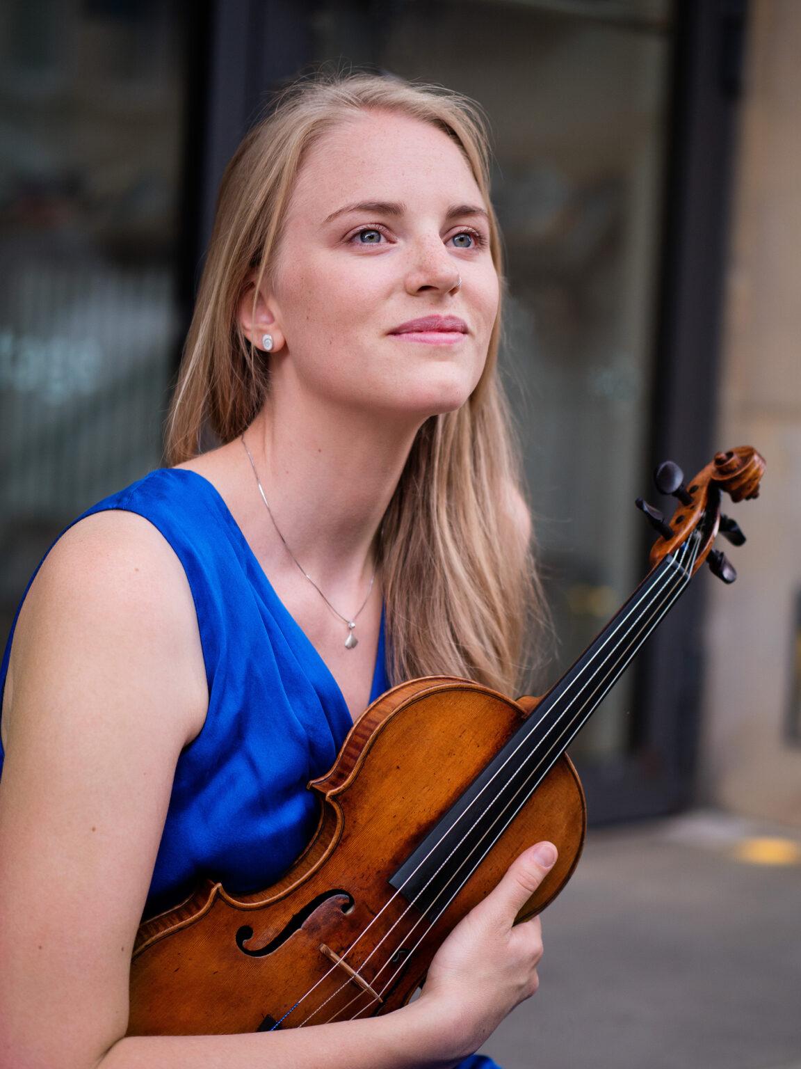 Sophie-Wedell-barokviool