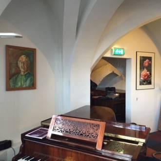 posthoornkerk interieur