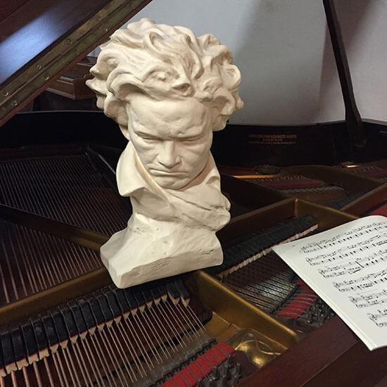 Is Beethoven geboren in Zutphen