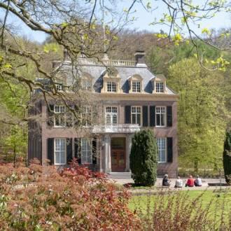 Huis Zypendaal, afbeelding Geldersch Landschap en Kasteelen