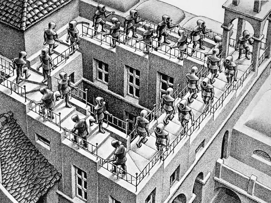 Bach&Escher voorlopig