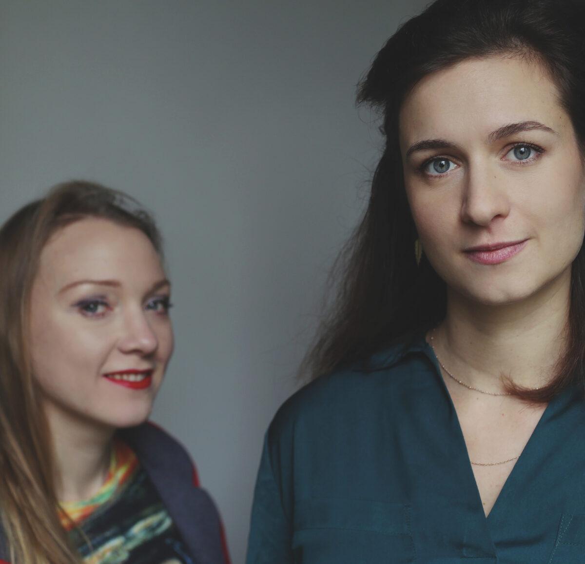 Anna Besson & Olga Pashchenko - Variations ©Lisa Lesourd