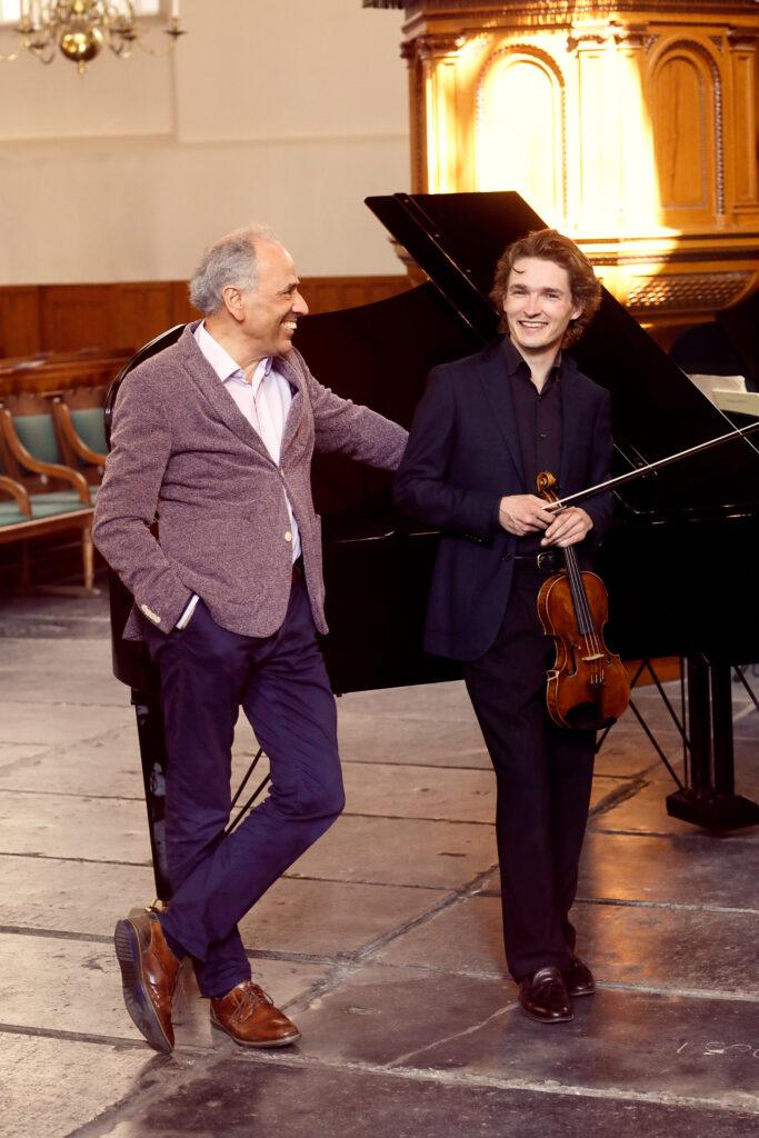 Jeroen Dupont & Ed Spanjaard